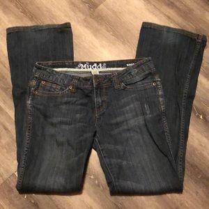 Juniors size 9 Mudd bootcut jeans
